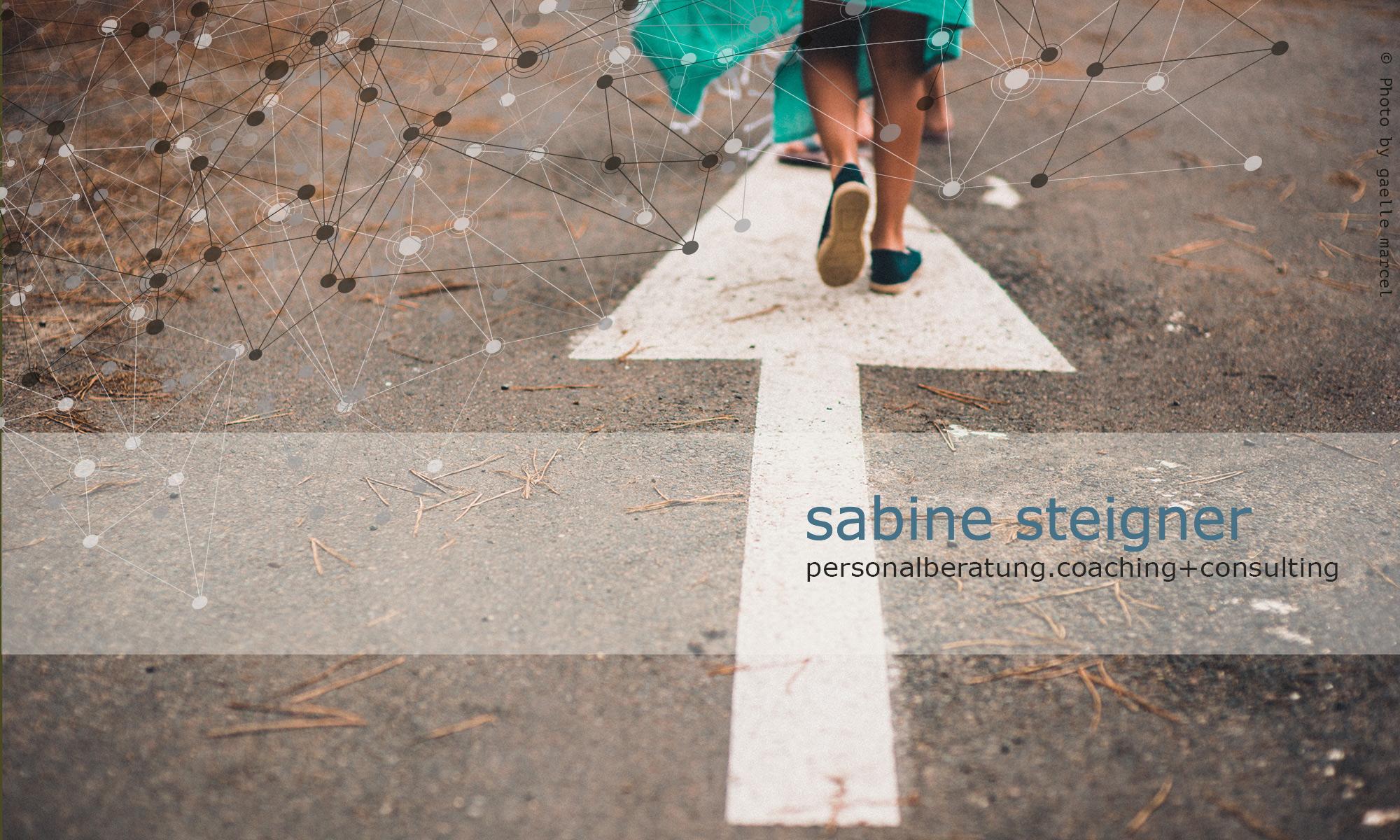 Sabine Steigner - rendezvous der lösungen